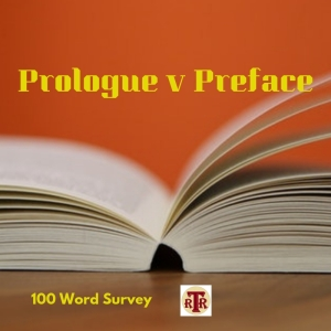 Prologue v Preface